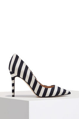 Striped pump