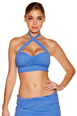 Convertible Midkini Top