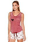 Love Graphic Tank Top Photo