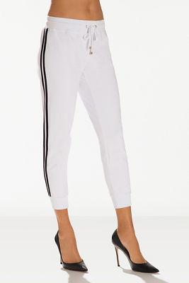 sport track jogger racer stripe pant