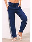 Side Stripe Straight Leg Track Pant Photo
