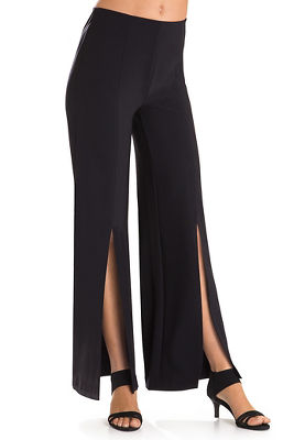 beyond travel™ high waist slit pant
