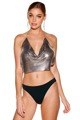 Chain Mesh Bikini