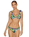 Cactus Print Two-piece Bikini Photo