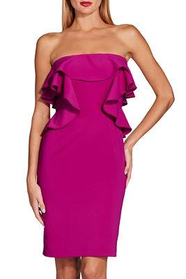 Turquoise Strapless Dresses
