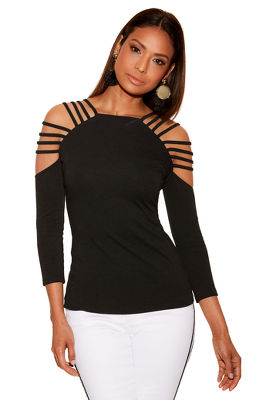 Display product reviews for Strappy back detail top