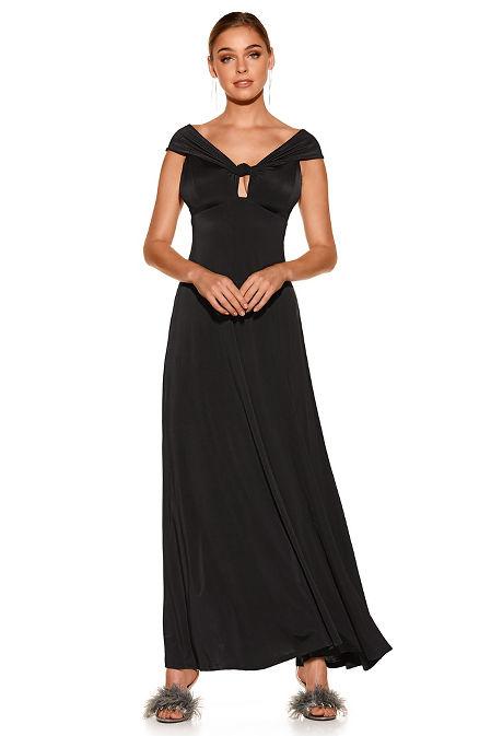 Convertible maxi dress image
