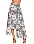 Floral Stripe Skirt Photo