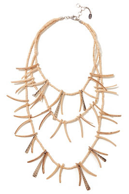 jungle necklace