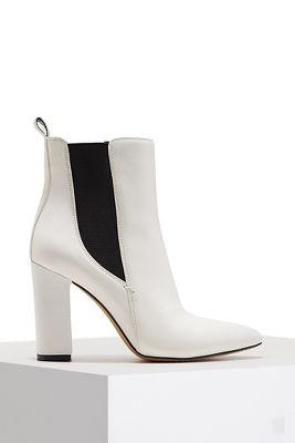 block heel bootie