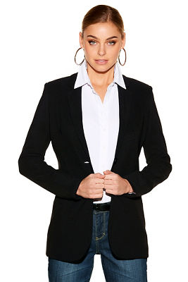 Beyond travel™ boyfriend blazer