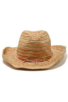 Beaded Sea Life Cowboy Hat