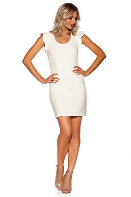 Beyond travel™ ruffle sleeve dress
