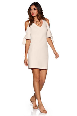 Beyond travel™ tie sleeve dress