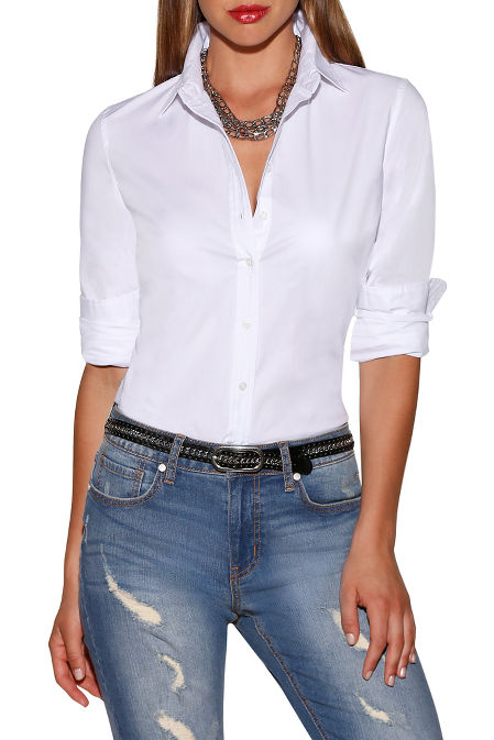 Proper™ poplin shirt image