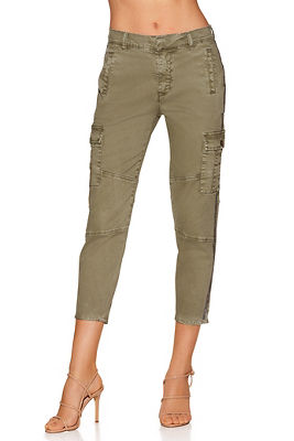 Display product reviews for Shimmer stripe cargo pant