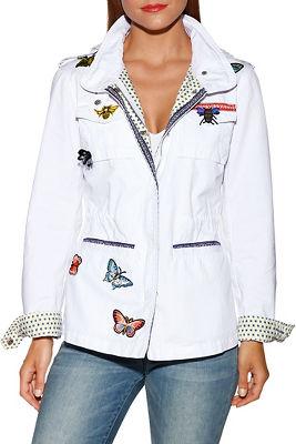 Butterfly utility jacket