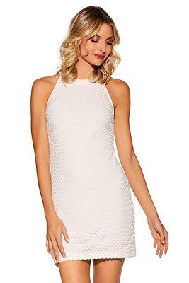 Mesh mini sport dress