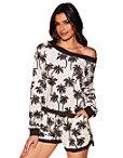 Palm Print Sweatshirt Photo