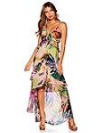 Paradise Palms Maxi Dress Photo