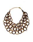 Triple Chainlink Necklace Photo