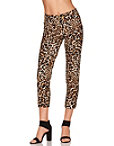 Beyond Travel&#8482 Animal Crop Pant Photo
