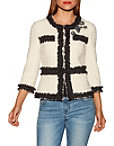 Embellished Tweed Jacket Photo
