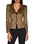 Leopard Chain Jacket Photo