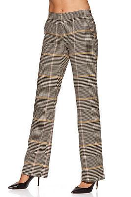 plaid trouser