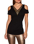 So Sexy™ Embellished V-neck Top Photo