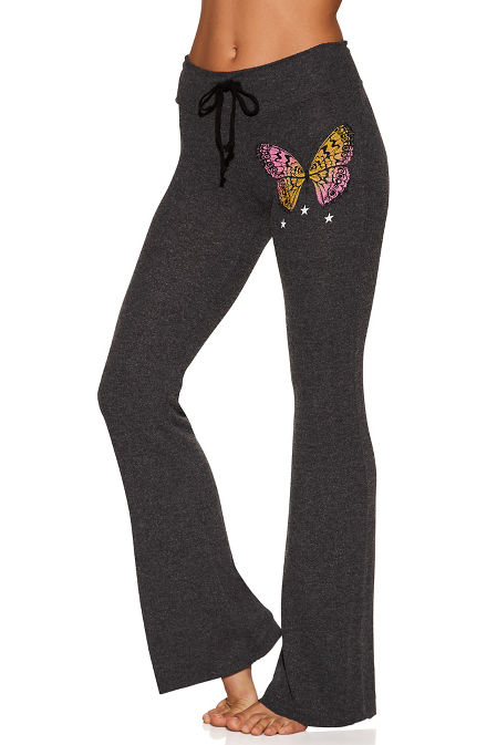 Butterfly lounge jogger image