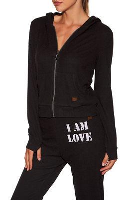 Love empowered hoodie