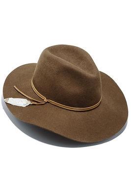 boho floppy felt hat