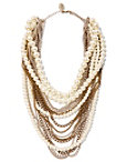 Multilayer Pearl Necklace Photo