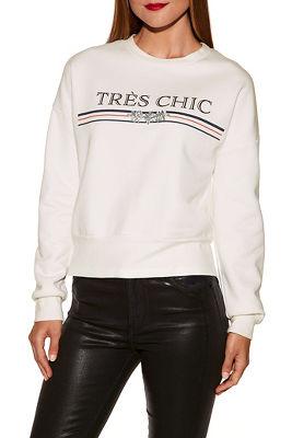 Tres chic sweatshirt
