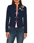 Military Glam Pin Jacket Photo