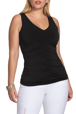 Beyond Slim and Shape reversible tank top