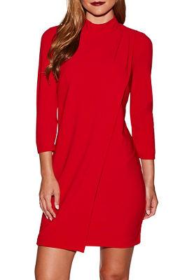 beyond travel drape dress