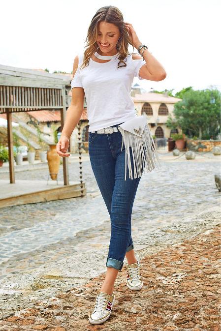 Cecilia skinny jean image
