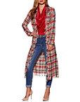 Tweed Full Length Coat Photo