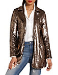 Glam Sequin Blazer Photo