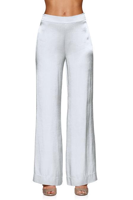 Satin trouser image