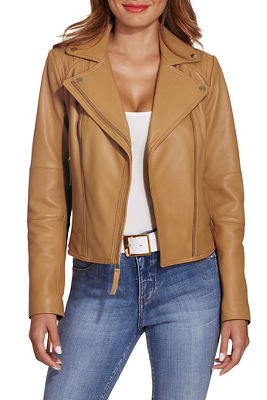 Leather Proper™ moto jacket