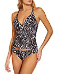 Reversible Animal Tankini Top Photo