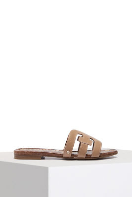 Signature slip on sandal