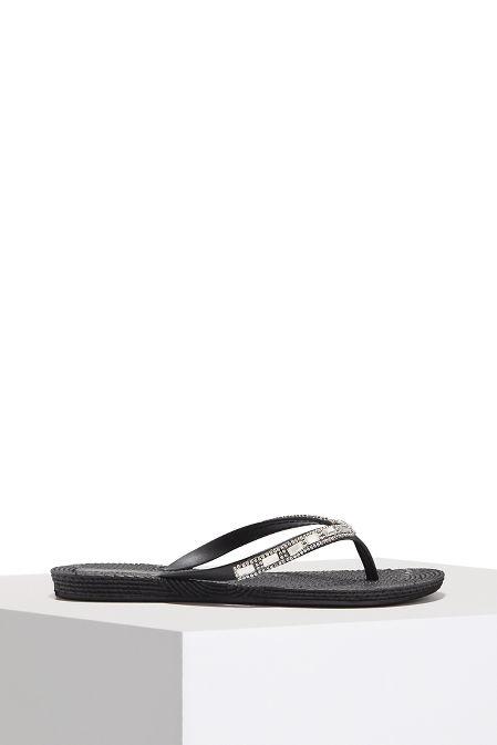 Sparkle pool sandal image