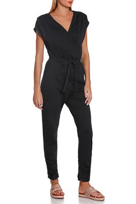 Cinched detail jumpsuit