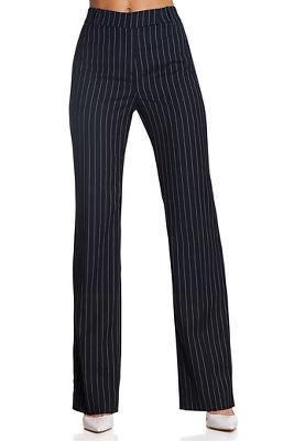 Pinstripe trouser