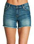 Cut-off Denim Short Photo