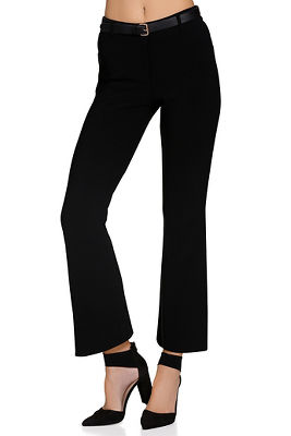 Beyond travel™ crop trouser